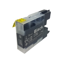 Compatible Brother Black LC1280XL Inkjet Cartridge - Free...