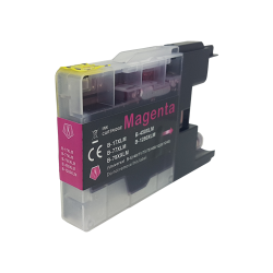 Compatible Brother Magenta LC1280XL Inkjet Cartridge -...
