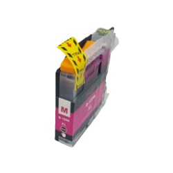 Compatible Brother Magenta LC125XL Inkjet Cartridge