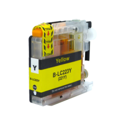 Compatible Brother Yellow LC223 Inkjet Cartridge