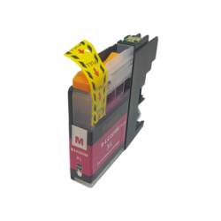 Compatible Brother Magenta LC225XL Inkjet Cartridge