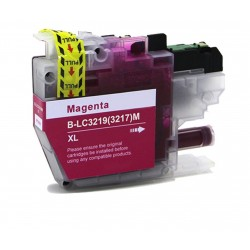 Compatible Brother Magenta LC3219XL Inkjet Cartridge