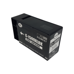 Canon Compatible PGI-1500XL Black Inkjet Cartridge (WITH...