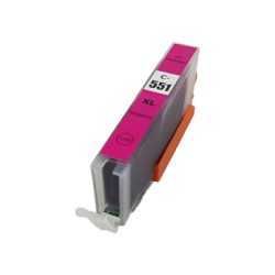 Canon Compatible CLI-551XL Magenta Inkjet Cartridge (WITH...