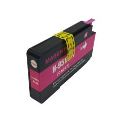 Compatible Magenta HP 951XL Inkjet Cartridge (CN047AE) -...