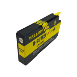 Compatible Yellow HP 951XL Inkjet Cartridge (CN048AE) -...