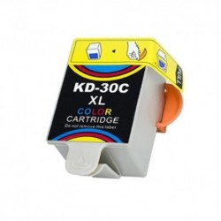 Kodak 30 Compatible Colour Inkjet Cartridge (XL Version -...