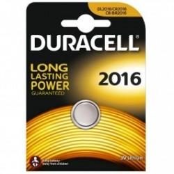 Duracell 2016 3v Lithium