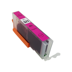 Canon Compatible CLI-571XL Magenta Inkjet Cartridge (WITH...