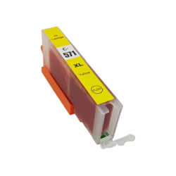 Canon Compatible CLI-571XL Yellow Inkjet Cartridge (WITH...