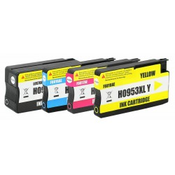 Compatible HP953XL set of ink cartridge Version 9