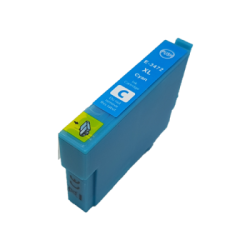 Compatible Epson 34XL Cyan Ink Cartridge