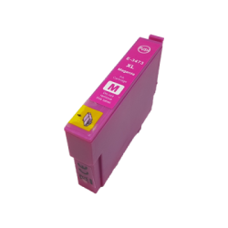 Compatible Epson 34XL Magenta Ink Cartridge