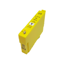 Compatible Epson 34XL Yellow Ink Cartridge