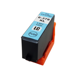 Compatible Epson 378XL Light Cyan Ink cartridge