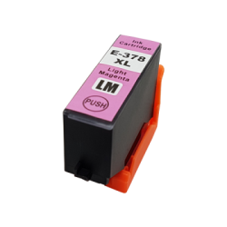 Compatible Epson 378XL Light Magenta Ink cartridge