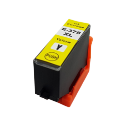 Compatible Epson 378XL Yellow Ink cartridge