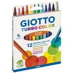 GIOTTO TURBO COLOR 12 BOX