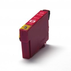 Compatible Epson T27XL Magenta Ink Cartridge (T2713) (18ml)