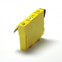 Compatible Epson T27XL Yellow Ink Cartridge (T2714) (18ml)