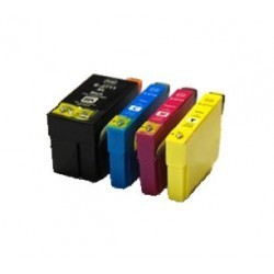 Complete Set Of 4 Compatible Epson T27XL Ink Cartridges...