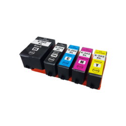 Compatible Epson 202XL Set of ink Cartridges
