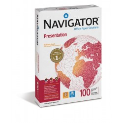 Navigator Presentation Paper 100gsm A4 White 500 sheets -...