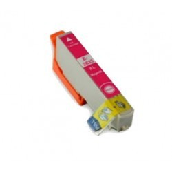 Compatible Epson Magenta 26XL Ink Cartridge (T2613 / T2633)
