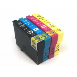 Compatible Epson Cyan 603XL Set of Ink Cartridges