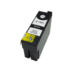 Compatible Epson T1301 Black Ink Cartridge (32ml)