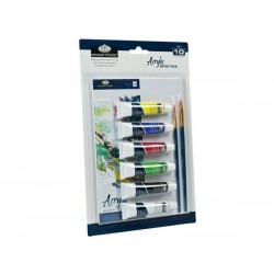 Royal & Langnickel Acrylic Artist pack