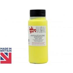 Scola Lemon Acrylic Paint 500ml