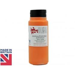Scola Orange Acrylic Paint 500ml
