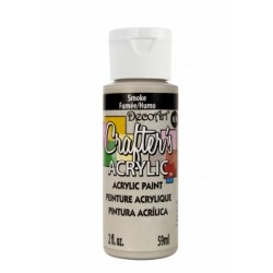 DecoArt Crafters Smoke acrylic paint 59ml