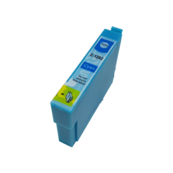 Compatible Epson T1282 Cyan Ink Cartridge (14ml)