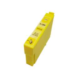 Compatible Epson T1284 Yellow Ink Cartridge (14ml)