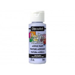 DecoArt Crafters Light Heather acrylic paint 59ml