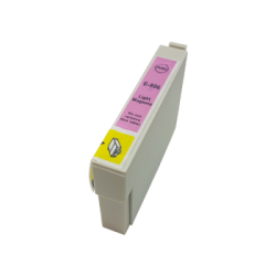 Epson Compatible T0806 / T0796 Light Magenta Inkjet...