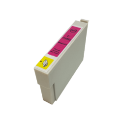 Epson Compatible T0713 / T0893 Magenta Inkjet Cartridge -...